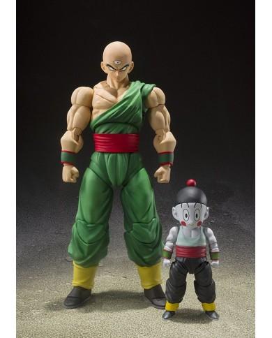 S.H. Figuarts Dragon Ball Z - Tenshinhan & Chaoz