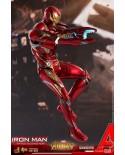 AVENGERS INFINITY WAR Movie Masterpiece Iron Man Diecast