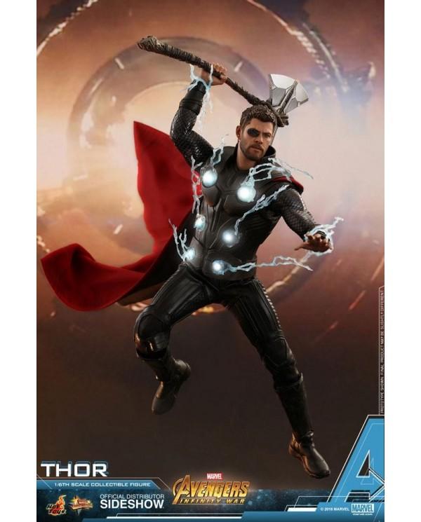 AVENGERS INFINITY WAR Movie Masterpiece Thor