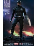 Marvel Captain America concept art 1/6 2018 Toy Fair Exclusive