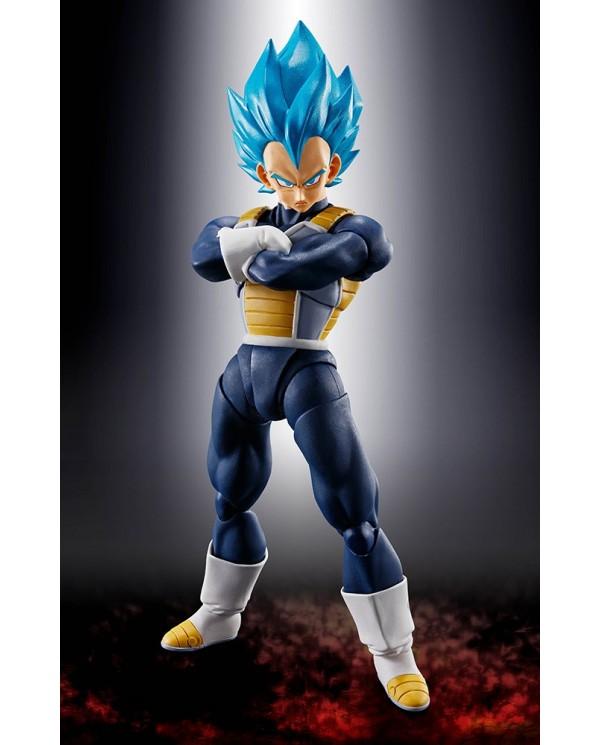 S.H. Figuarts Dragon Ball Super- Super Saiyan God Vegeta